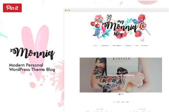 best blog themes