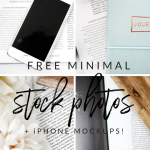 9 FREE MINIMAL STOCK PHOTOS