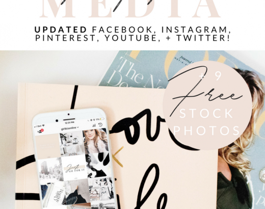 2018 SOCIAL MEDIA IMAGE SIZE GUIDE – PINTEREST, FACEBOOK, INSTAGRAM + MORE