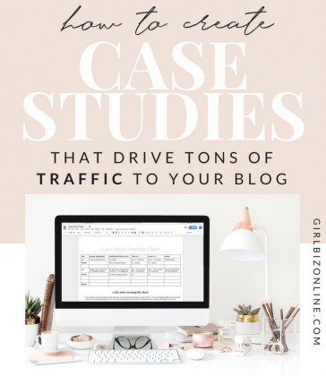 HOW TO GET MORE TRAFFIC USING CASE STUDIES